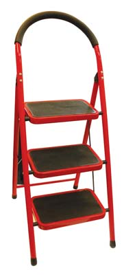 View ALUMINUM LADDER 50 INCH 3 STEP