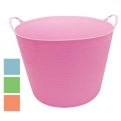 View ALL PURPOSE BUCKET 12 X 9.5 INCHES ASSORTED COLORS