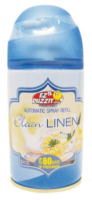 View AIR FRESHENER REFILL 8.5 OZ CLEAN LINEN