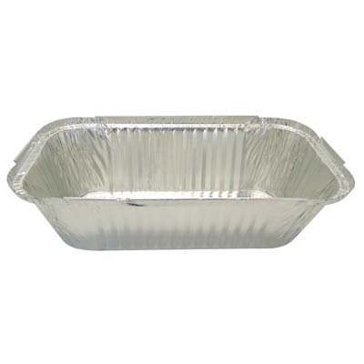 View FOIL LOAF PAN 10 X 5 X 3 INCH RECTANGULAR
