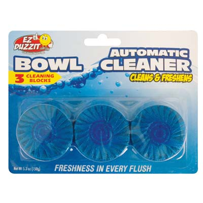 View AUTOMATIC BOWL CLEANER 3 PACK 5.3 OZ TOTAL