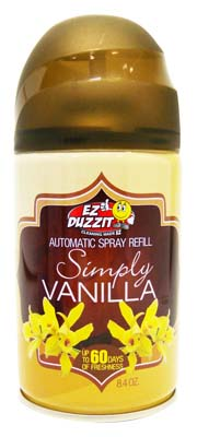 View AIR FRESHENER REFILL 8.5 OZ VANILLA