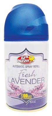 View AIR FRESHENER REFILL 8.5 OZ LAVENDER