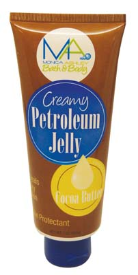View CREAMY PETROLEUM JELLY 7 OUNCE COCOA BUTTER