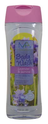 View BODY WASH 12 OUNCE LAVENDER & JASMINE