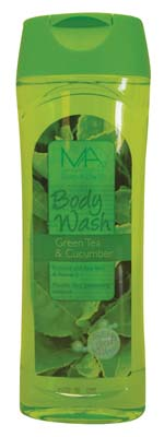View BODY WASH 12 OUNCE GREEN TEA & CUCUMBER