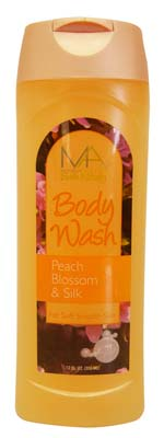 View BODY WASH 12 OUNCE PEACH BLOSSOM & SILK