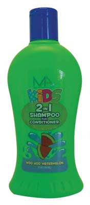 View KIDS 2 IN 1 SHAMPOO + CONDITIONER 12 OZ WOO-HOO WATERMELON