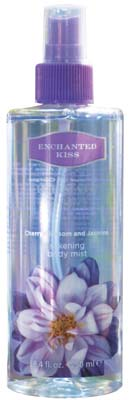 View INTIMATE SECRETS BODY MIST 8.4 OZ ENCHANTED KISS