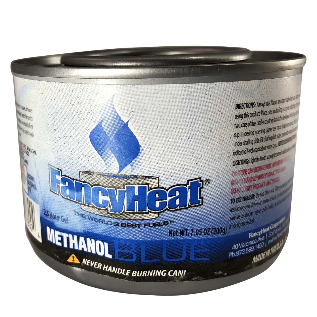 "View FANCY HEAT STERNO 7.05 OZ (200g) 2.5 HOUR METHANOL GEL ***CANNOT BE SOLD IN PENNSYLVANIA***  ""MAX 20 CASES"""